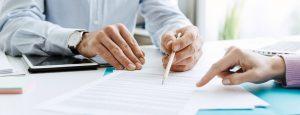 asesoría laboral para empresas en Valencia - contrato