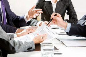 asesoria juridica en valencia - reunion de trabajo