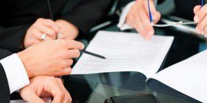 asesoria juridica en valencia - firma de contrato